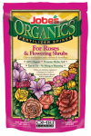 Easy Gardener 04128 Organic Rose and Flowering Shrub Fertilizer Spikes, 3-5-3, 10-Pk.