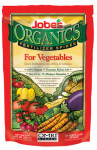 Easy Gardener 06028 Organic Fertilizer Vegetable Spikes, 2-7-4, 50-Pk.