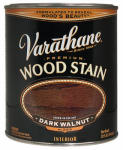 Rust-Oleum 211807 Varathane 1/2-Pt. Dark Walnut Premium Oil-Based Interior Wood Stain