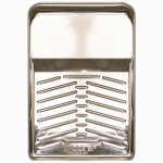 Wooster Brush R402-11 Paint Roller Tray, Metal, 11-In.