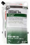 Arnold 490-000-M020 Premium 4-Cycle Snowthrower Oil, SAE 5W30, 28-oz.
