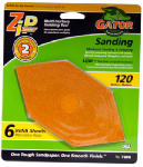 Ali Industries 7206 6-Pack Zip 120-Grit Sanding Refill Sheet