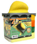 Ali Industries 7232 4-Pack Zip Sanding Sponge Holder