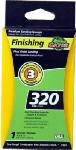 Ali Industries 7303 Jumbo Sanding Sponge, Large, 3 x 5 x 1, 320-Grit
