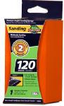 Ali Industries 7305 EZ123 120-Grit Angle Sanding Sponge