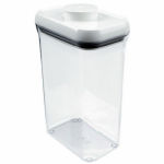Oxo International 1071397 Food Storage Container, 2-1/2 Qt.