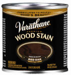 Rust-Oleum 211800 Varathane 1/2-Pint Red Oak Premium Oil-Based Interior Wood Stain