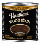 Rust-Oleum 211801 Varathane 1/2-Pint Red Mahogany Premium Oil-Based Interior Wood Stain