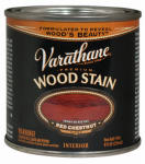 Rust-Oleum 211802 Varathane 1/2-Pt. Red Chestnut Premium Oil-Based Interior Wood Stain