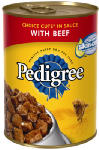 Mars Petcare US 15279 Ped13.2OZ Beef Dog Food - 24 Pack