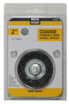 Disston 842685 2-Inch Coarse Wire Wheel