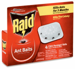 S C Johnson Wax 76746 Ant Bait, 4-Pk.