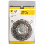 Disston 842727 3-Inch Coarse Wire Wheel