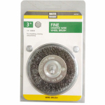 Disston 842735 3-Inch Fine Wire Wheel