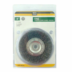 Disston 842812 4-Inch Fine Crimped Wire Wheel