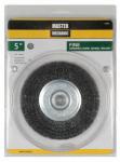 Disston 842853 5-Inch Fine Crimped Wire Wheel