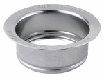 In-Sink-Erator/Masterplumber FLG-SS Stainless-Steel Flange for Waste Disposer
