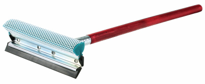 8ny 24a 25 inch wood handled squeegee