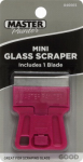 Allway Tool GSM Pocket-Size Mini Glass Scraper