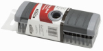 Allway Tool SB619 Soft Grip Carbon Steel Wire Block Brush