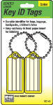 Hy-Ko Prod KC140 Key I.D. Tag, Ball Chain, 2-Pk.
