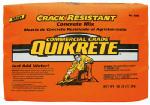 Quikrete 100667 60LB Crack Resistant Concrete