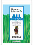 Howard Johnsons 7138 All-Purpose Fertilizer, 10-20-10, 35-Lb.