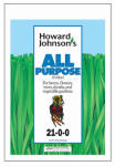 Howard Johnsons 7375 All-Purpose Fertilizer, 21-0-0, 20-Lb.