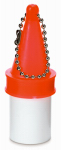 Hy-Ko Prod KC158 Glo-Buoy Floating Key Holder With Beaded Chain