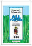 Howard Johnsons 7135 All-Purpose Fertilizer, 8-8-8, 35-Lb.