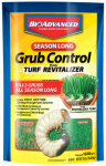 Sbm Life Science 700720S Advanced Season Long Grub Control, 24-Lbs., Covers 10,000-Sq. Ft.