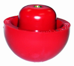 Lavelle Industries 425BP Toilet Tank Ball, Red