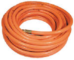 Schrader/Amflo 576-25A 25-Ft. Day Glow Orange PVC Air Hose