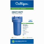 Culligan HD-950A HD-950A 1-inch Heavy-Duty Whole House Sediment Filter Housing