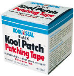 Kst Coating KS0018225-99 Roof & Gutter Patch Tape, Black, 2 x 42-In.