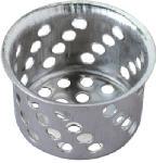 Plumb Shop Div Brasscraft 861-377 1-Inch Metal Crumb Cup