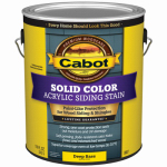 Cabot/Valspar 0807-07 1-Gallon Deep Base Acrylic Siding Stain