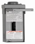 Square D By Schneider Electric HOM24L70RBCP Homeline 70-Amp Main Lug Load Center