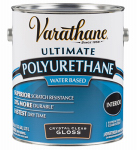 Rust-Oleum 200031 Interior Polyurethane, Water Base, Gloss, 1-Gal.