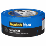 3M 2090-48N Blue Original Multi-Surface Painter's Tape, 1.88-In. x 60-Yds.