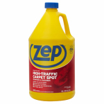 Zep ZUHTC128 High-Traffic Carpet Cleaner, 1-Gal.