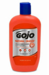 Gojo Industries 0957-12 Hand Cleaner with Pumice, Natural Orange, 14-oz.