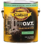 Cabot/Valspar 0812-07 Ultra-White Acrylic Stain, 1-Gal.
