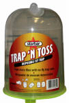 Central Life Science 100520149 Trap-N-Toss Disposable Fly Trap