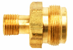 Mr Heater F276130 9/16-Inch Left-Hand Male Thread Propane Brass Fitting