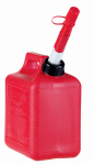 Midwest Can 1200 Gas Can, 1-Gal. 4-oz. Capacity