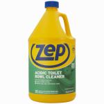 Zep ZUATB128 Toilet Bowl Cleaner & Deodorizer, 1-Gal.