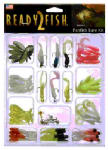 Maurice Sporting Goods R2FK2-PANFSH Fishing Lure Kit, Panfish