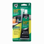 Dap 00688 3-oz. Clear Silicone Aquarium Sealant