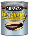 Minwax The 61480 1-Quart Bombay Mahogany Gloss Polyshades Stain